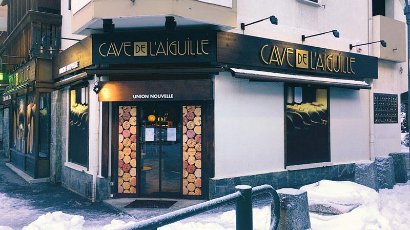 Cave de l'Aiguille - Murgier - Chamonix