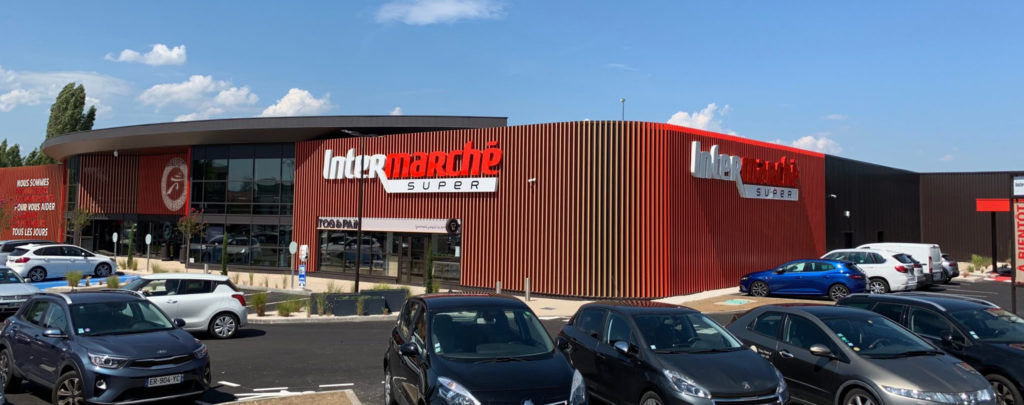 concept point de vente 2019-2020 Intermarché