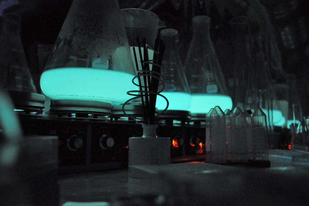 glowee lumière biolumiscente