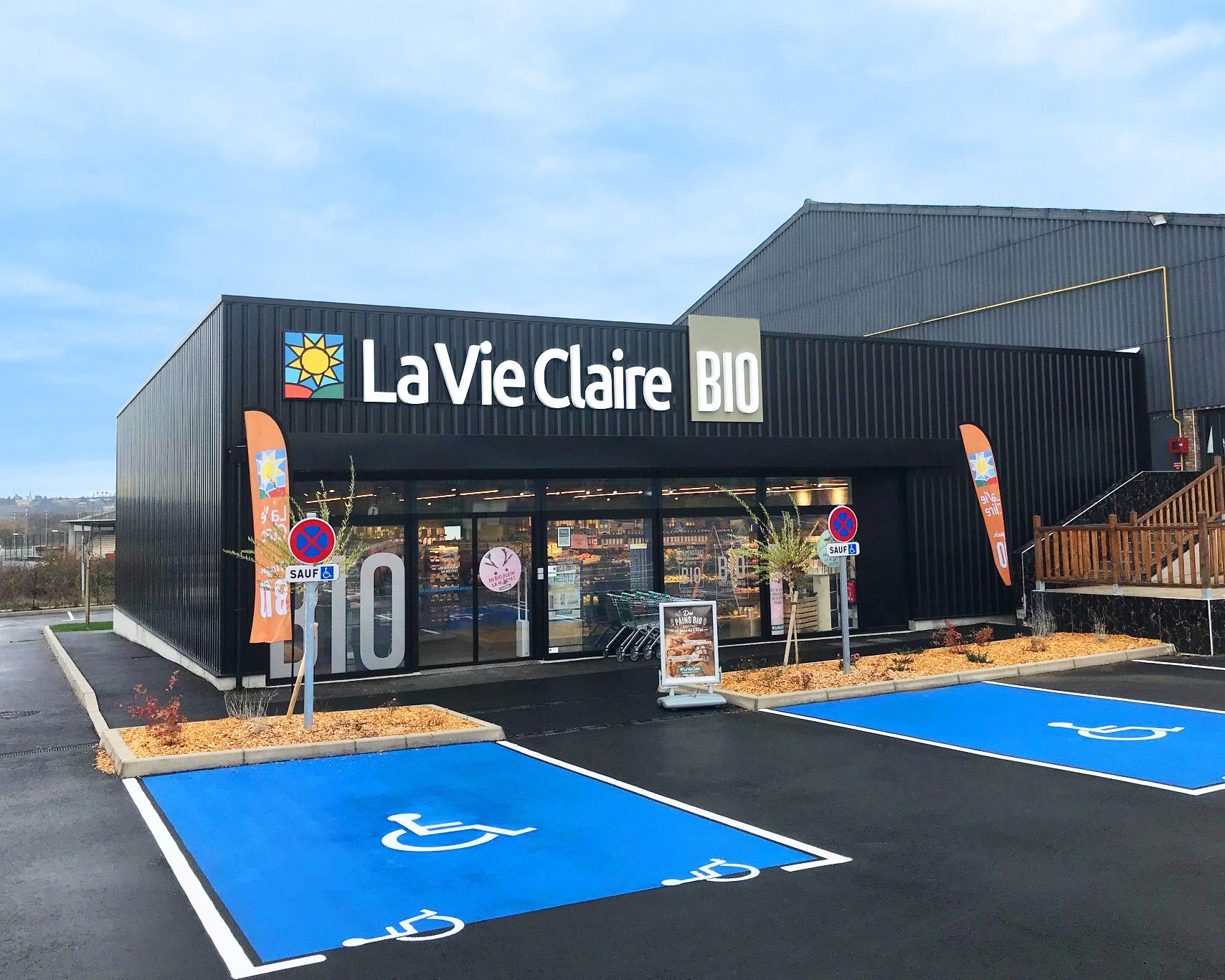 La Vie Claire Andrézieux Bouthéon, magasin spécialisé en alimentation bio