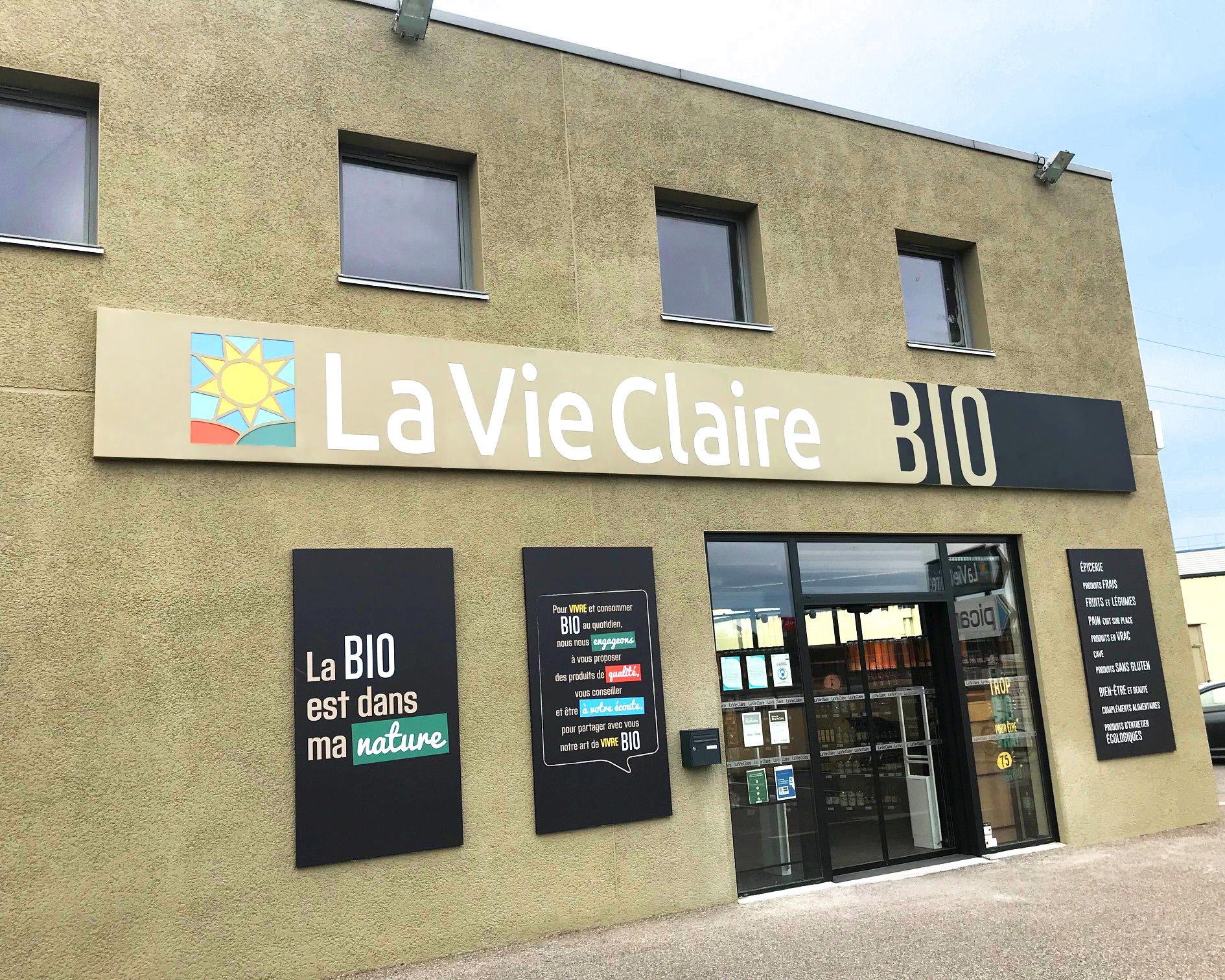 La Vie Claire Beynost, magasin spécialisé en alimentation bio