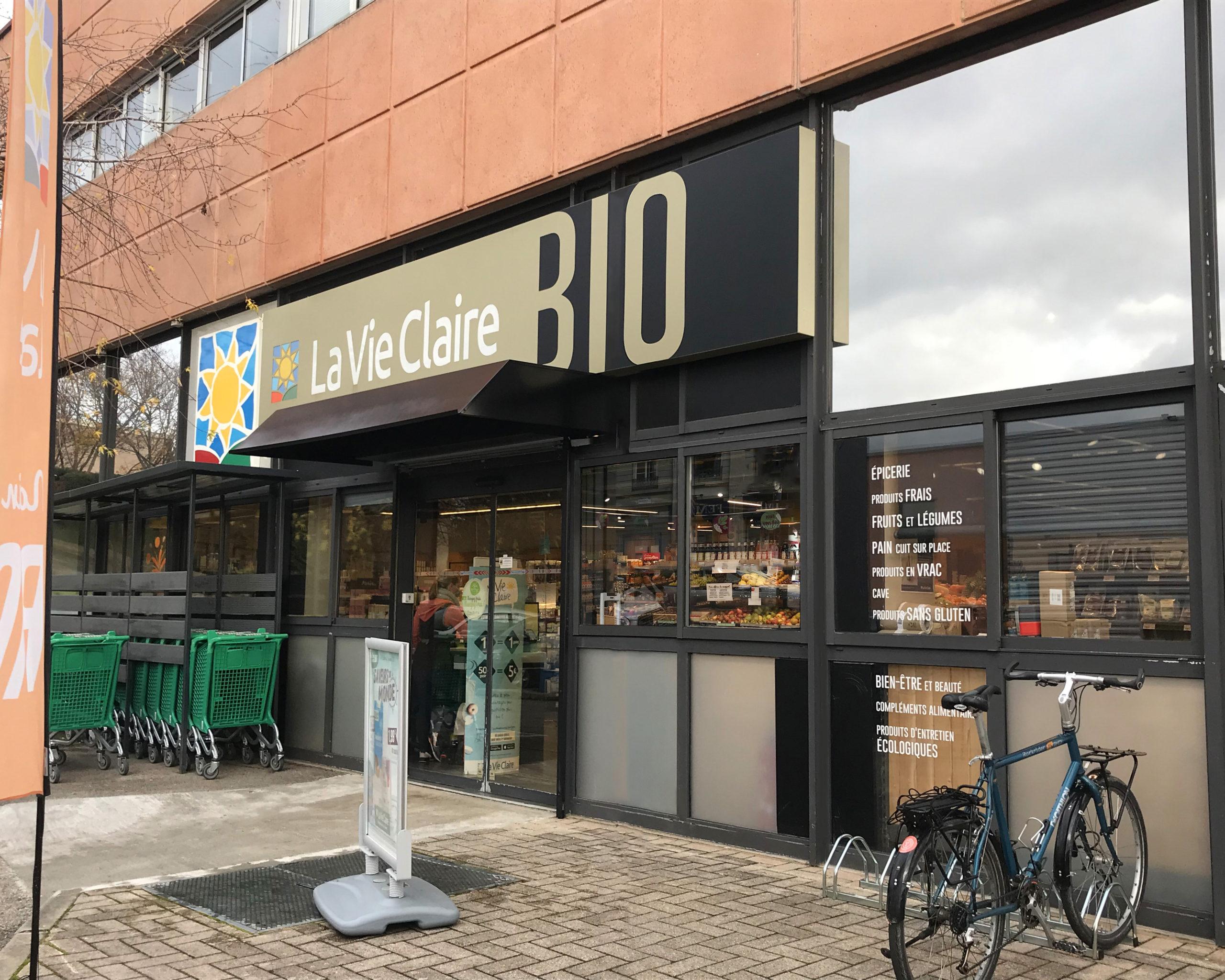 La Vie Claire Brignais, magasin spécialisé en alimentation bio