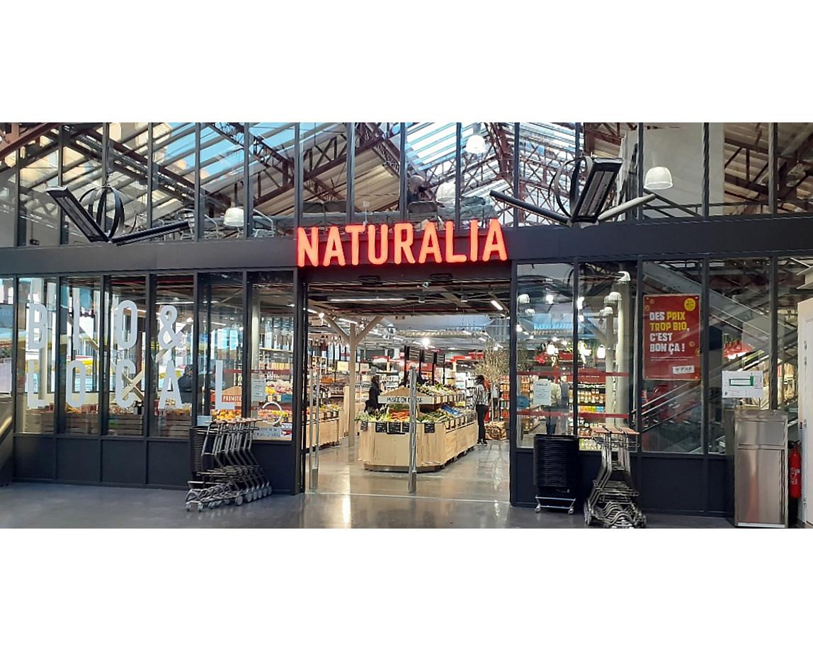 Naturalia Beausoleil, magasin spécialisé en alimentation bio et local