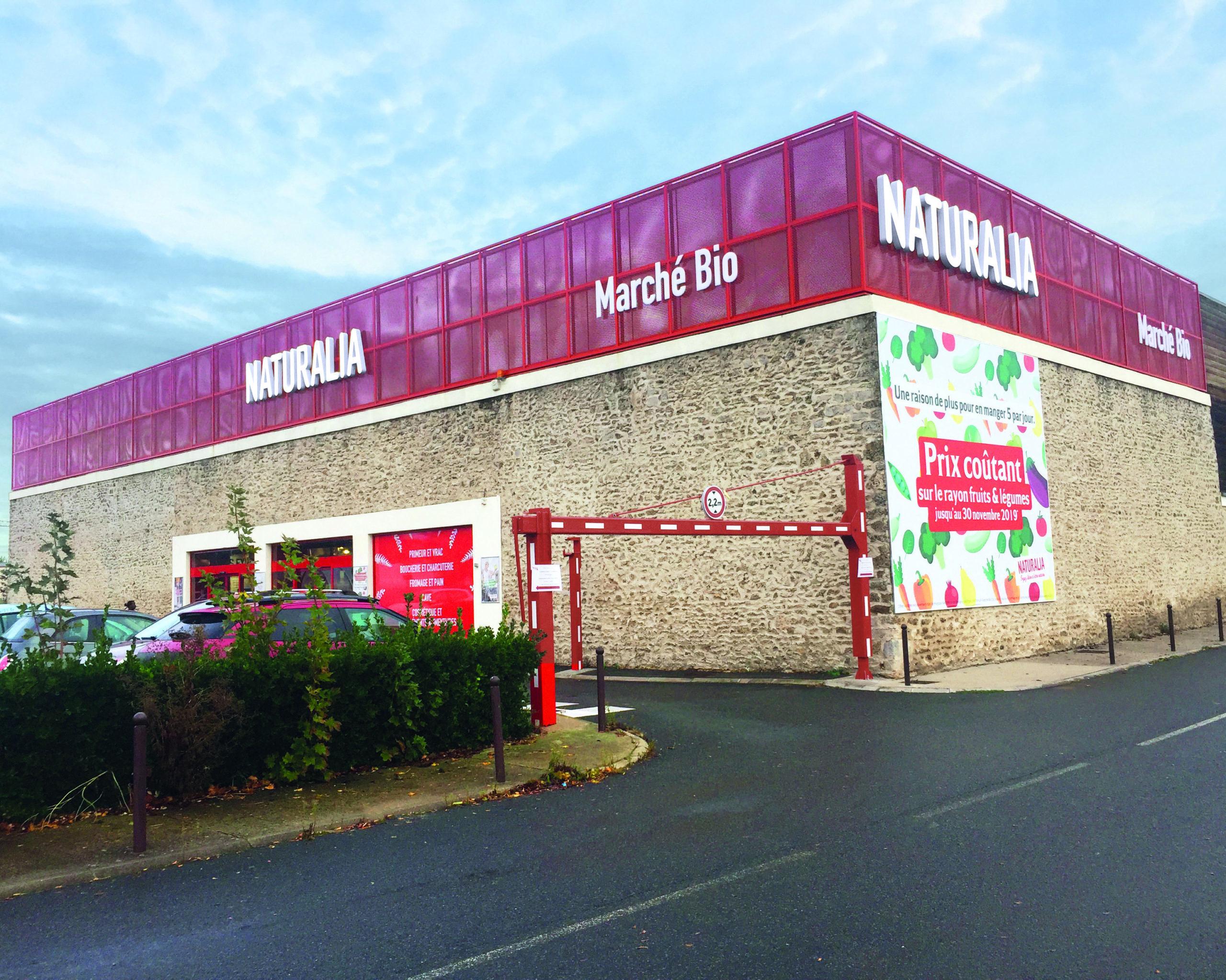 Naturalia Bretigny Sur Orge, magasin spécialisé en alimentation bio et local