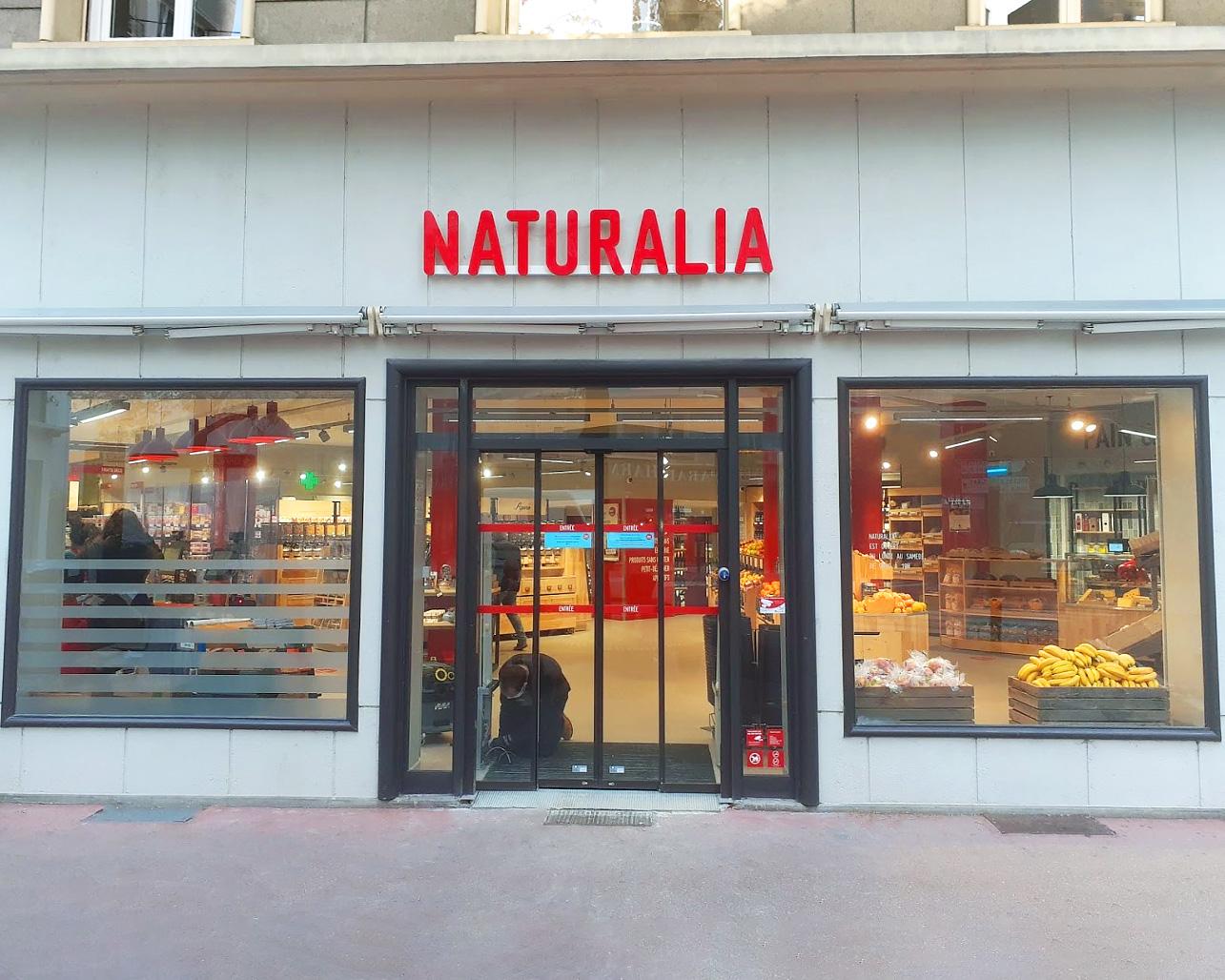 NaturaliaChambéry, magasin spécialisé en alimentation bio et local